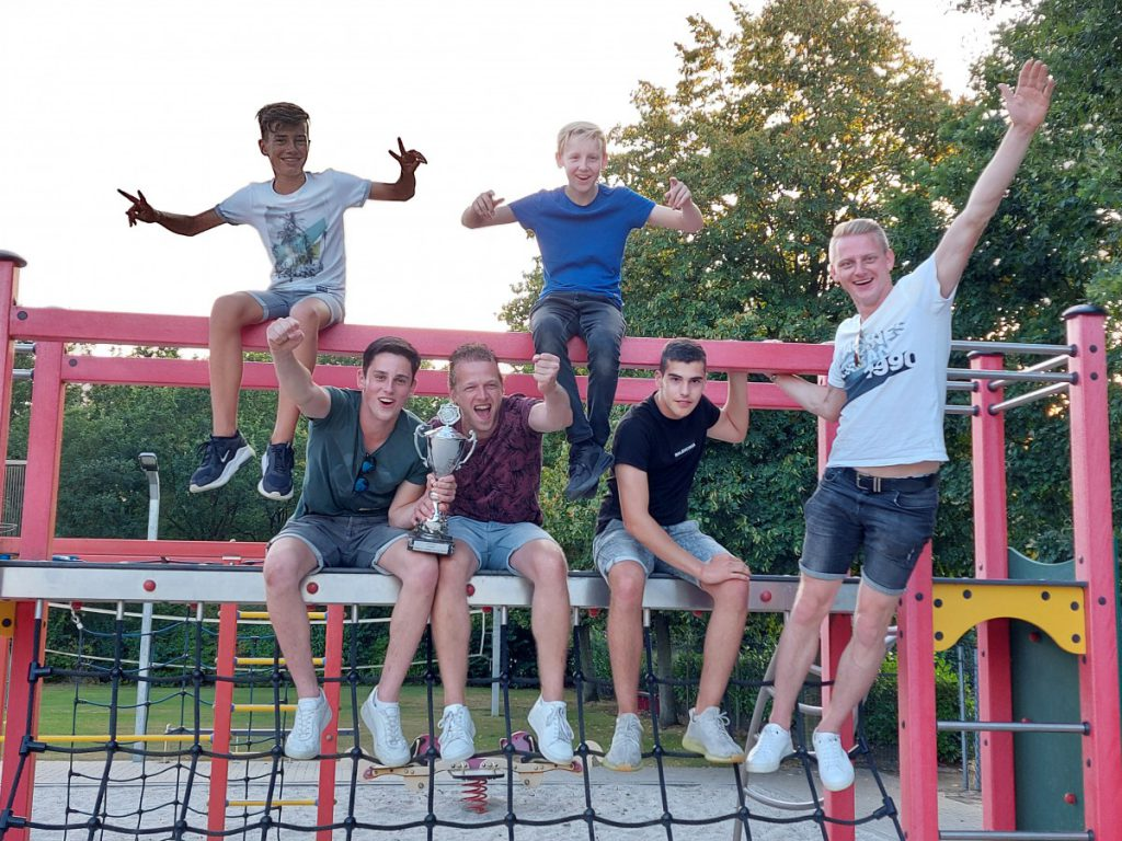 Team 'Vat oewe fiets'